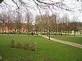 Cathedral Green - Winchester - geograph.org.uk - 1163221.jpg