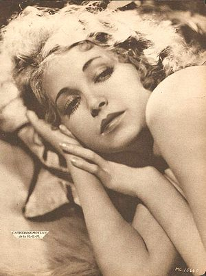 1926 International Pageant of Pulchritude - Image: Catherine Moylan Argentinean Magazine AD