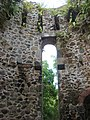 Catherineberg Sugar Mill Ruins, inside main ruin2; Saint John, United States Virgin Islands.jpg