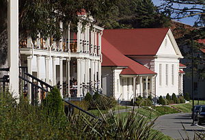 Fort Baker - The Cavallo Point Lodge