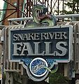 Cedar Point Snake River Falls sign (5565).jpg
