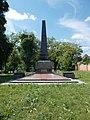 Cemetery, Soviet heroic monument, 2017 Hatvan.jpg