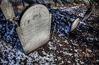 Cemetery in Concord, Mass 2012-0071