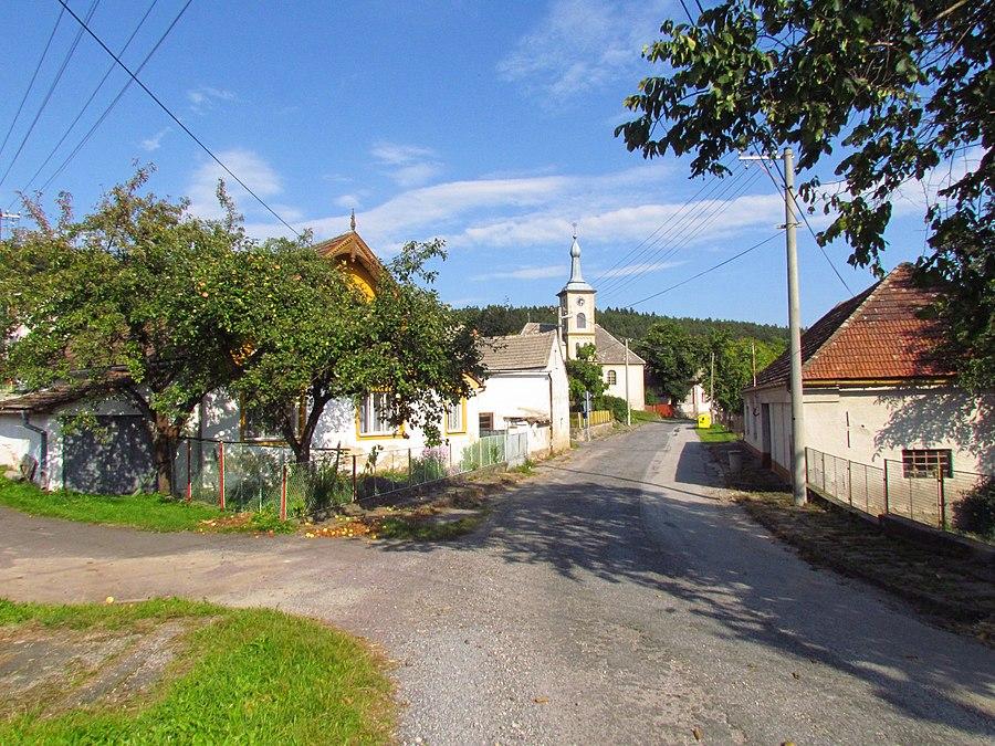 Horní Vilémovice