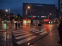 Central Tampere at night.jpg