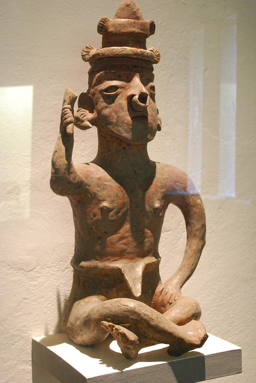 CeramicSeatedAnahuacalli