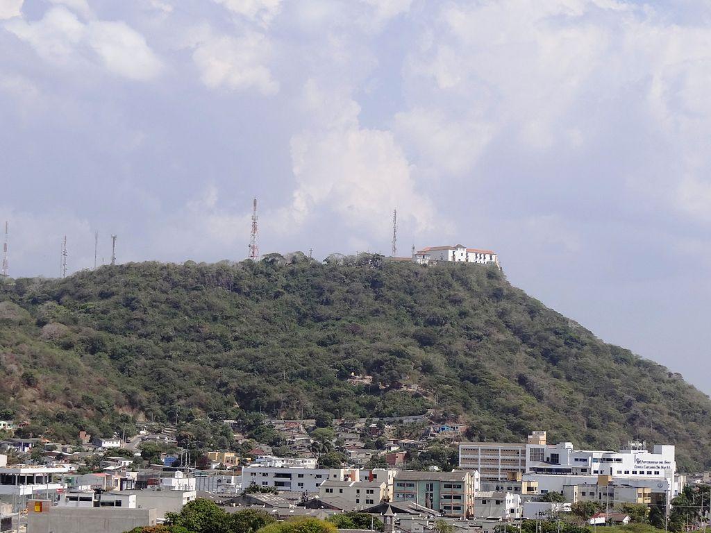 Cerro de la Popa Cartagena