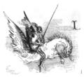 Cervantes - L'Ingénieux Hidalgo Don Quichotte de la Manche, traduction Viardot, 1836, tome 1, figure 667.png