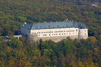 Červený Kameň Castle - Červený Kameň