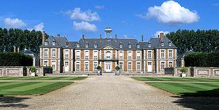 Doudeville Commune in Normandy, France