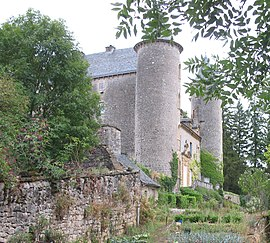 The Château of Recoules