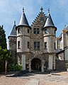 Châtelet, Château d'Angers, Southeast view 20170611 1.jpg