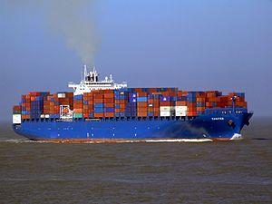 Chaiten p3 approaching Port of Rotterdam, Holland 08-Mar-2007.jpg