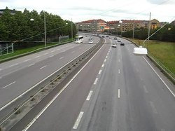 Plik:Changing lanes in Gothenburg ubt.ogv