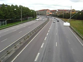 Fichier:Changing lanes in Gothenburg ubt.ogv