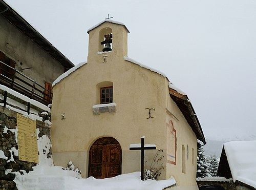 Photo - Chapelle Saint Jean-Baptiste-des-Pananches