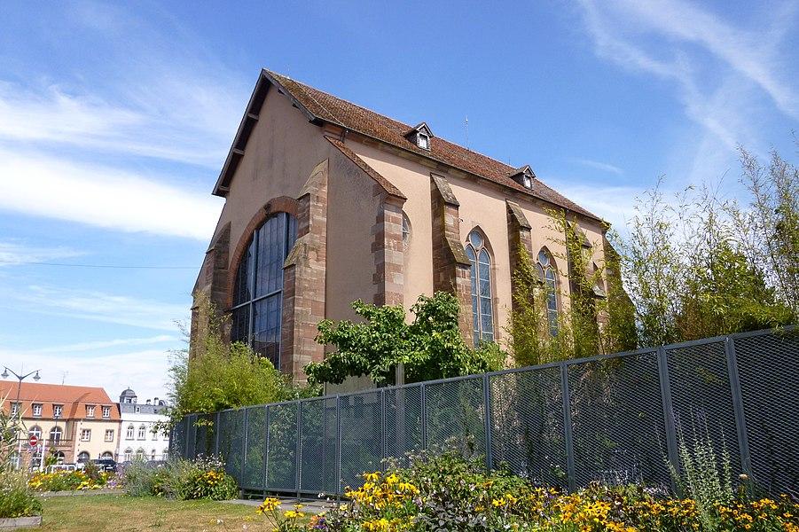 Chapelle des Cordeliers de Sarrebourg