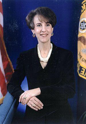 Charlene Barshefsky - Image: Charlene Barshefsky official portrait