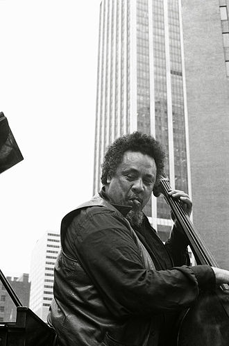 Free jazz - Charles Mingus in 1976