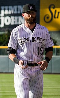 Charlie Blackmon American baseball player