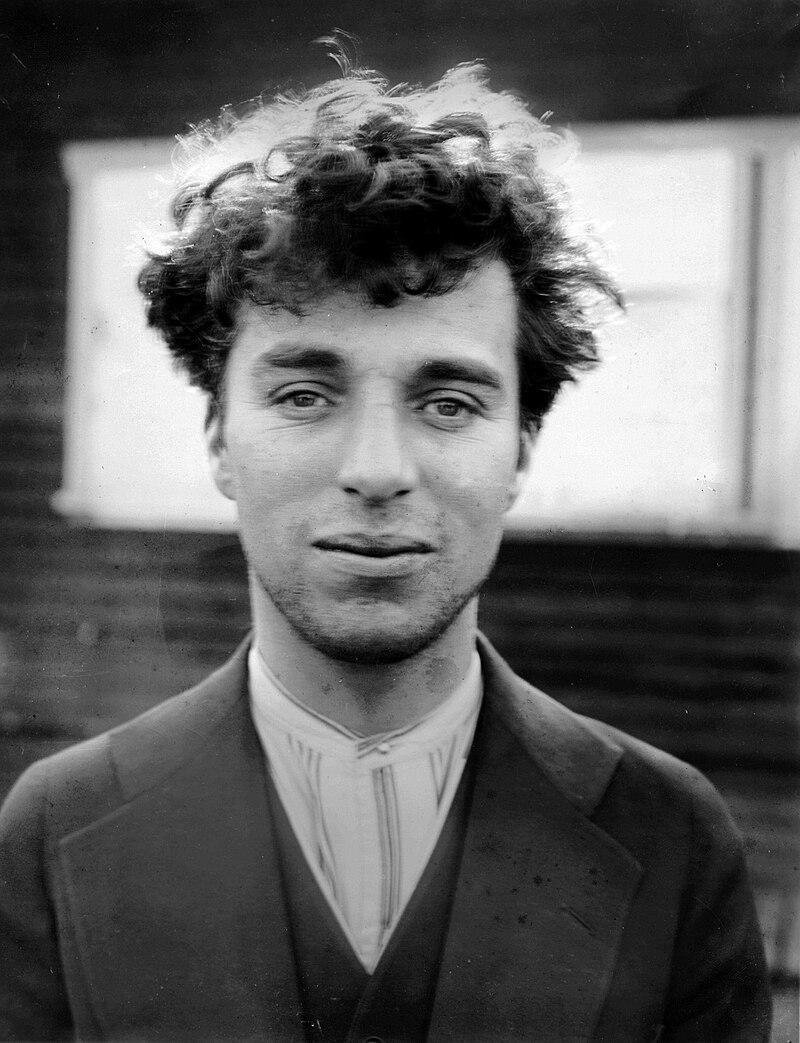 Charlie Chaplin v kolem roku 1916