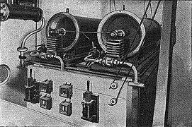 Charvet ozone generators
