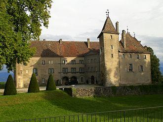 Allaman - Allaman Castle