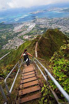 Haiku Stairs - Wikipedia