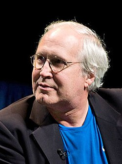 Chevy Chase mars 2010