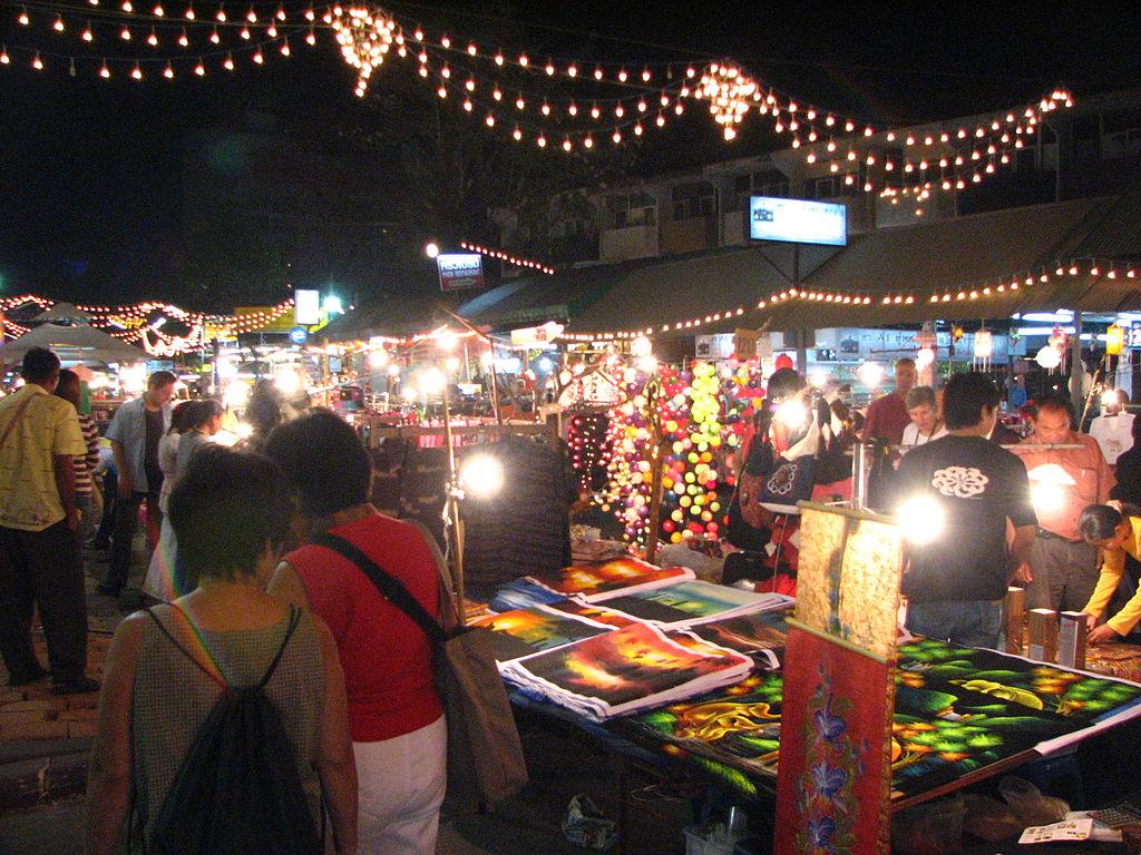 Chiangmai Nightbazaar-1