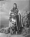 Chief Joseph, Nez Perce, when young - NARA - 523607.tif