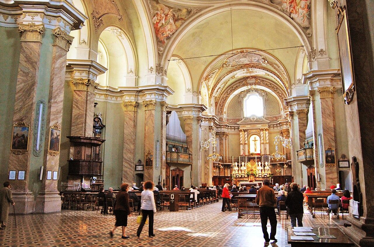File chiesa della maddalena lodi wikimedia for Interno chiesa
