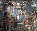 Chiesa di San Zaccaria Venezia - Sposalizio della Vergine (1600 circa), dipinto di A. Vassilacchi.jpg