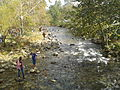 Children playing in the Rose River at Syria, Virginia .jpg