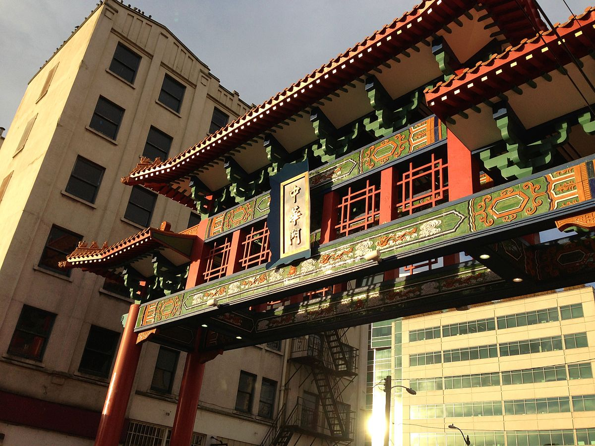 Chinatown International District Seattle Wikipedia