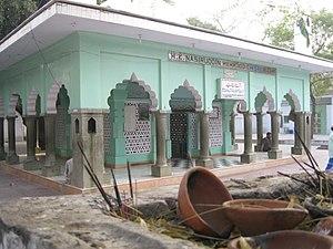 Nasiruddin Chiragh Dehlavi - Image: Chiraghdehlidargah
