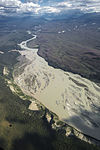 Chitina River Below the Nizina River and Chakina River Confluences (2) (21602820962).jpg
