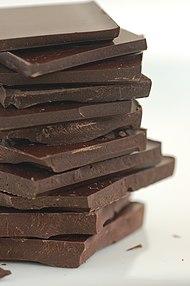 vad finns i choklad