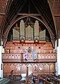 Christ Church, Manchester Road, Isle of Dogs - Organ - geograph.org.uk - 2384199.jpg
