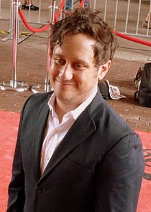Christopher Fitzgerald at the premiere of Imogene, Toronto Film Festival 2012.jpg