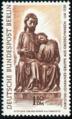 Christus-Johannes-Gruppe Briefmarke.png