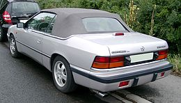 Chrysler LeBaron rear 20080820.jpg