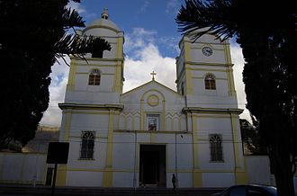 Jinotega - San Juan Cathedral in the city of Jinotega