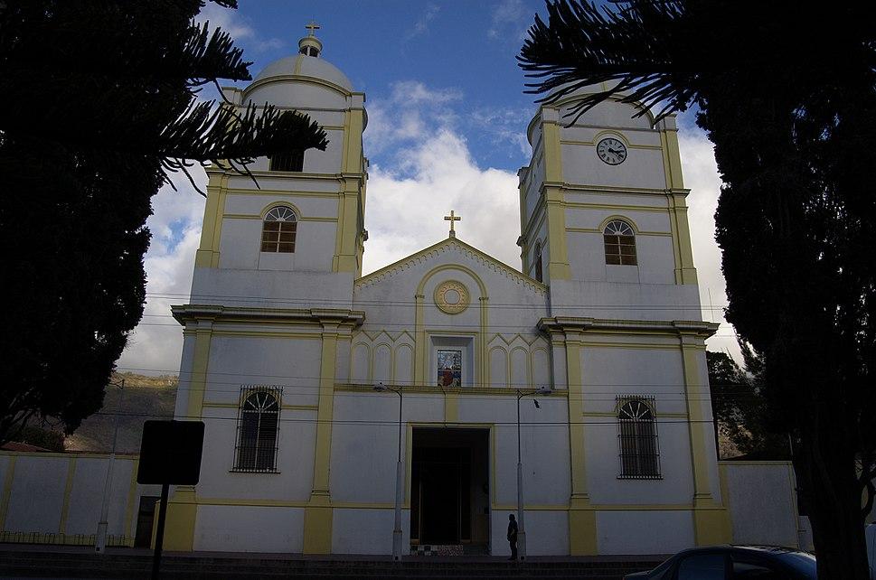 Church in Jinotega, Nicaragua 2