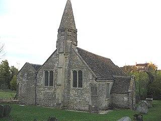 St Marys Church, Old Dilton