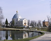 Church of St. Paraskeva. Ugry, Horodok region.JPG