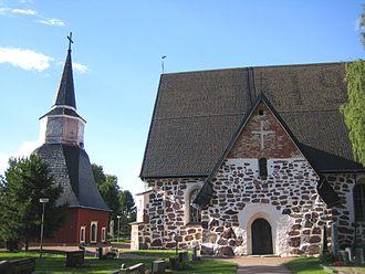 Ulvila - Ulvila Church