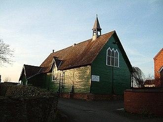 Hurley, Warwickshire - Church of the Resurrection