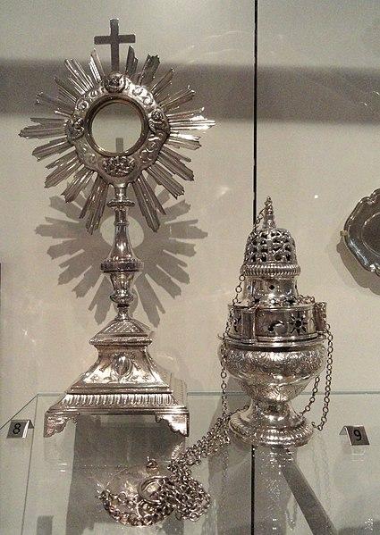 File Church Silver - Royal Ontario Museum