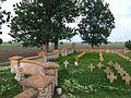 Cimitirul ostaşilor germani (1916 - 1919) - parte A panoramă.JPG